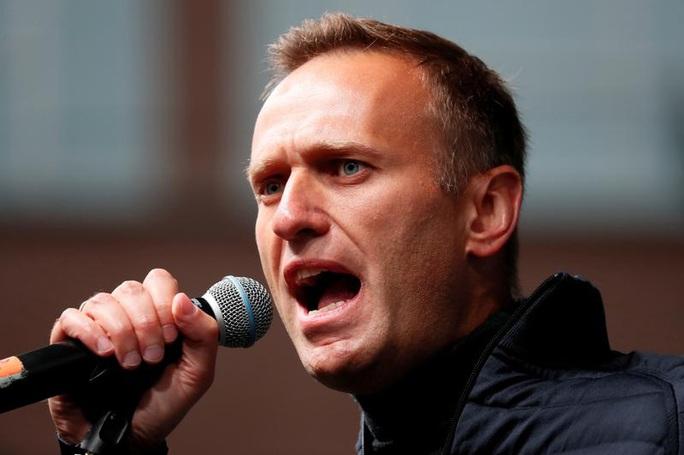 Phát hiện mới trong vụ chính trị gia Alexei Navalny bị đầu độc - Ảnh 1.