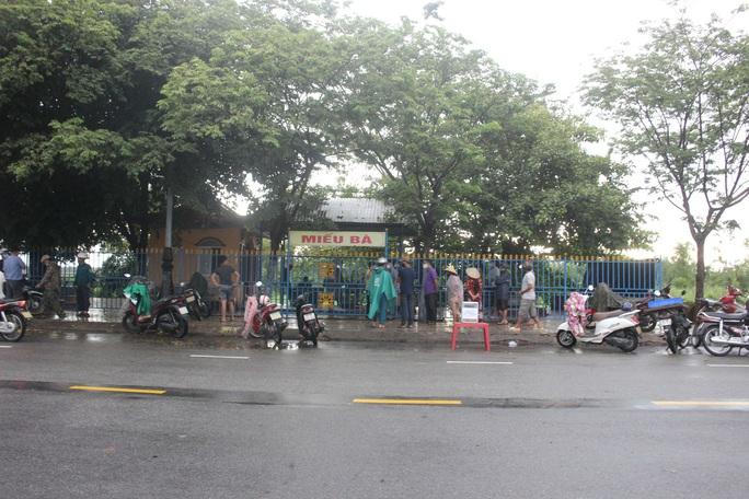 Quảng Nam: Người đàn ông tử vong trong miếu giữa đêm mưa bão - Ảnh 1.