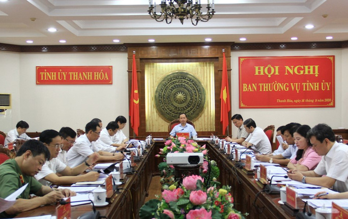 Thanh Hóa sẵn sàng cho Đại hội Đảng bộ tỉnh lần thứ 19 - Ảnh 1.