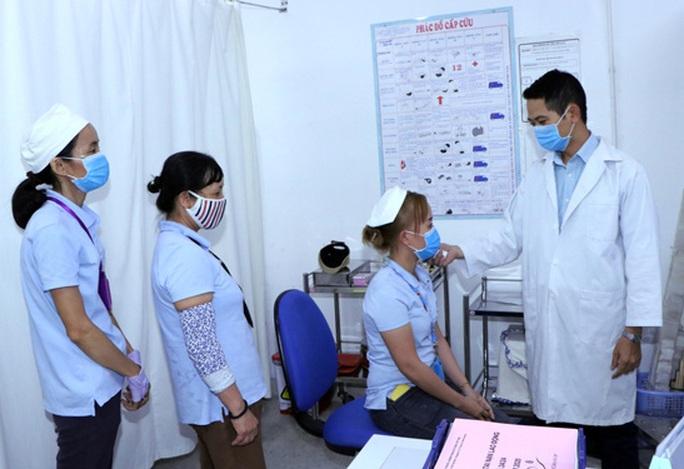 Bình Dương: Gần 1,6 tỉ đồng chăm sóc sức khỏe lao động nữ - Ảnh 1.