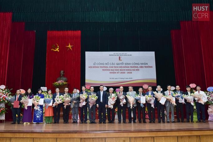 Tân Hiệu trưởng ĐH Bách khoa Hà Nội muốn trường lọt top 601-800 đại học tốt nhất thế giới - Ảnh 2.