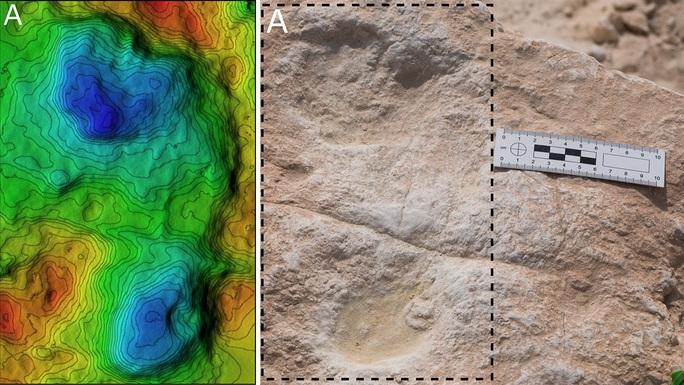 Hàng trăm bóng ma 120.000 năm không mờ xuất hiện giữa sa mạc Ả Rập - Ảnh 1.
