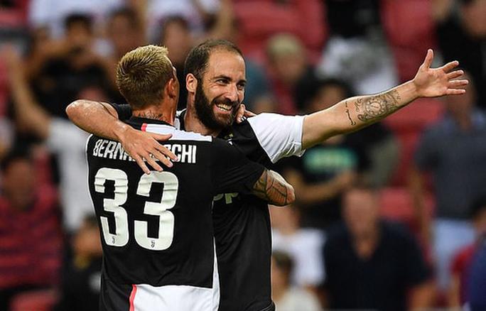 Juventus chia cắt bộ đôi sát thủ Ronaldo và Gonzalo Higuain - Ảnh 2.