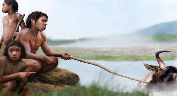 Phát hiện gây sốc về 3 loài người khác ở suối nước nóng quái thú - Ảnh 1.