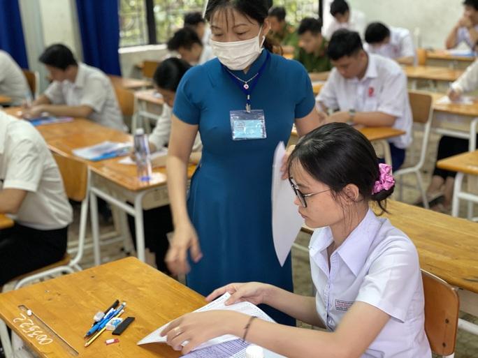 Trường ĐH Kinh tế TP HCM công bố điểm sàn xét tuyển - Ảnh 1.