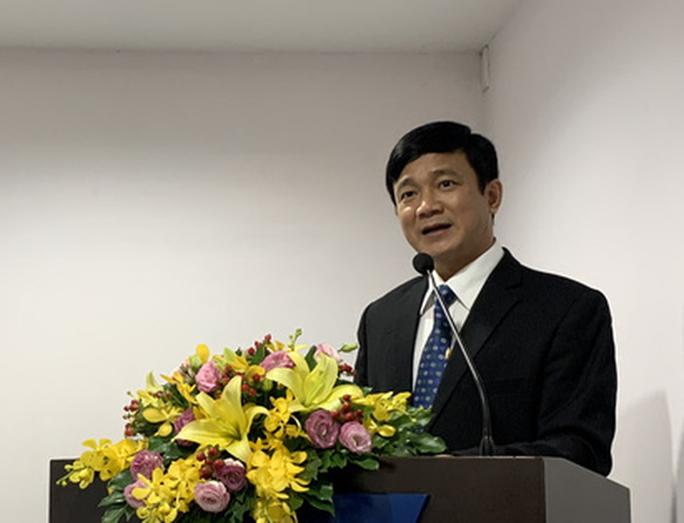 Hiệu trưởng ĐH Tôn Đức Thắng Lê Vinh Danh bị cách hết chức vụ trong Đảng - Ảnh 1.