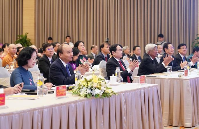 Thủ tướng: MTTQ Việt Nam tiếp tục khơi dậy sức mạnh đại đoàn kết toàn dân tộc - Ảnh 2.