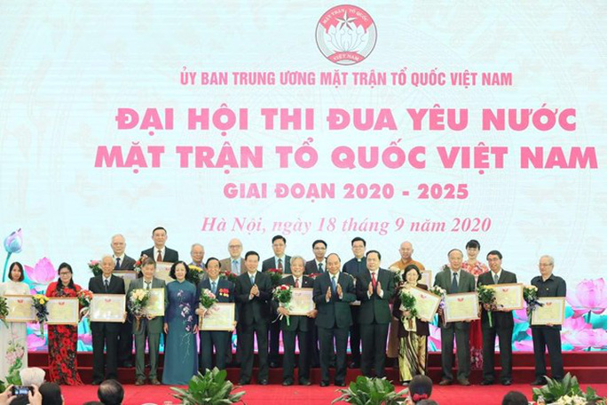 Thủ tướng: MTTQ Việt Nam tiếp tục khơi dậy sức mạnh đại đoàn kết toàn dân tộc - Ảnh 4.