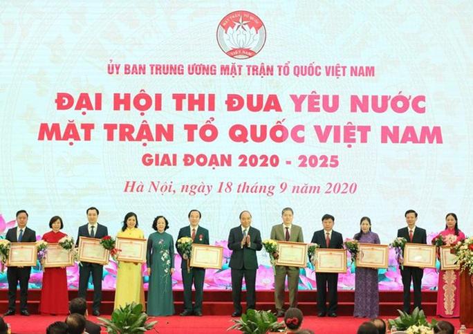 Thủ tướng: MTTQ Việt Nam tiếp tục khơi dậy sức mạnh đại đoàn kết toàn dân tộc - Ảnh 1.
