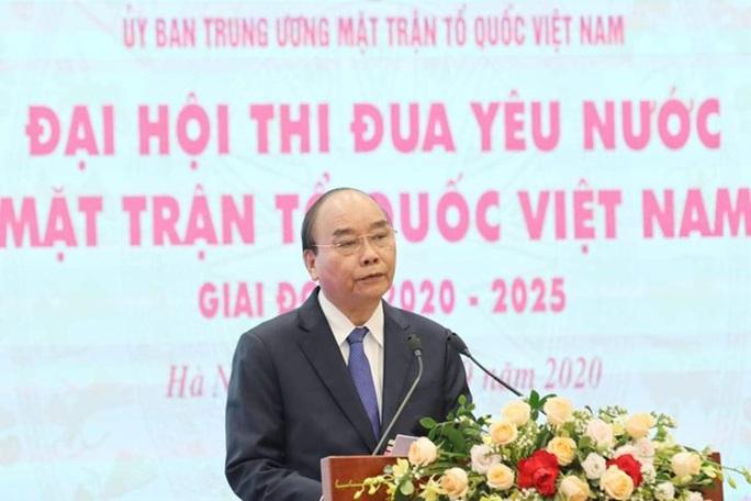 Thủ tướng: MTTQ Việt Nam tiếp tục khơi dậy sức mạnh đại đoàn kết toàn dân tộc - Ảnh 3.