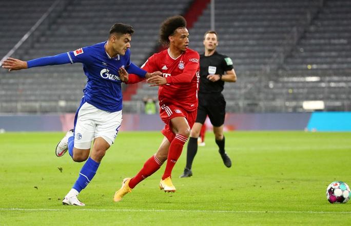 Khai mạc Bundesliga, Bayern Munich vùi dập Schalke 04 không lối thoát - Ảnh 1.