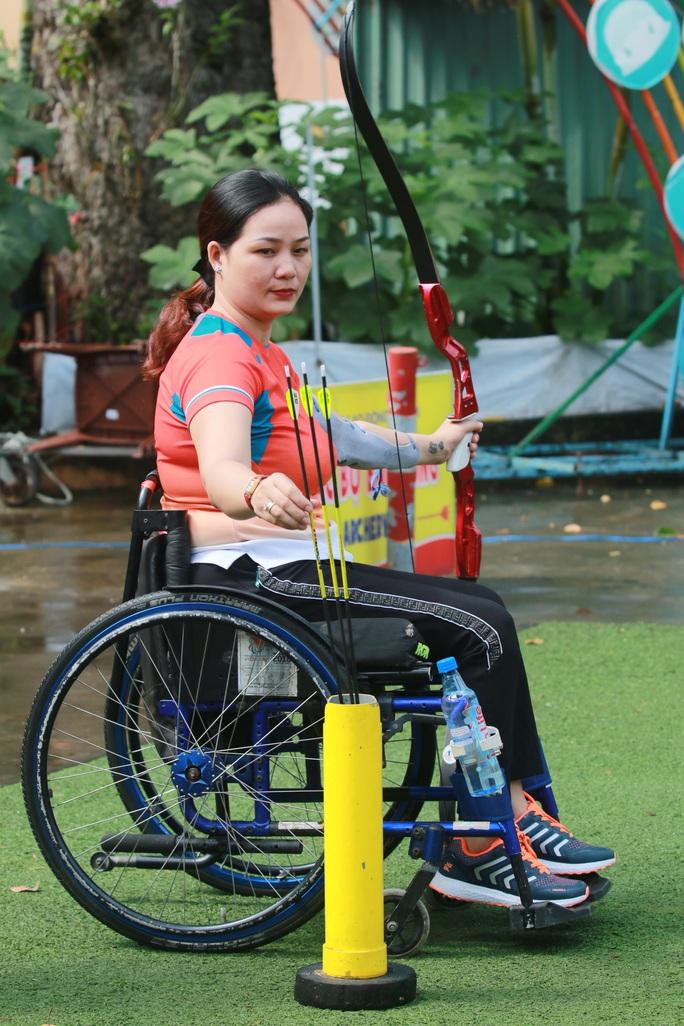 Những hình ảnh Ngày hội bắn cung thể thao người khuyết tật - Cúp Galaxy Paragames 2020 - Ảnh 8.