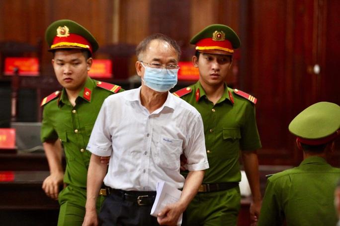 Lời trần tình của ông Nguyễn Thành Tài trước ngày tòa tuyên án - Ảnh 1.