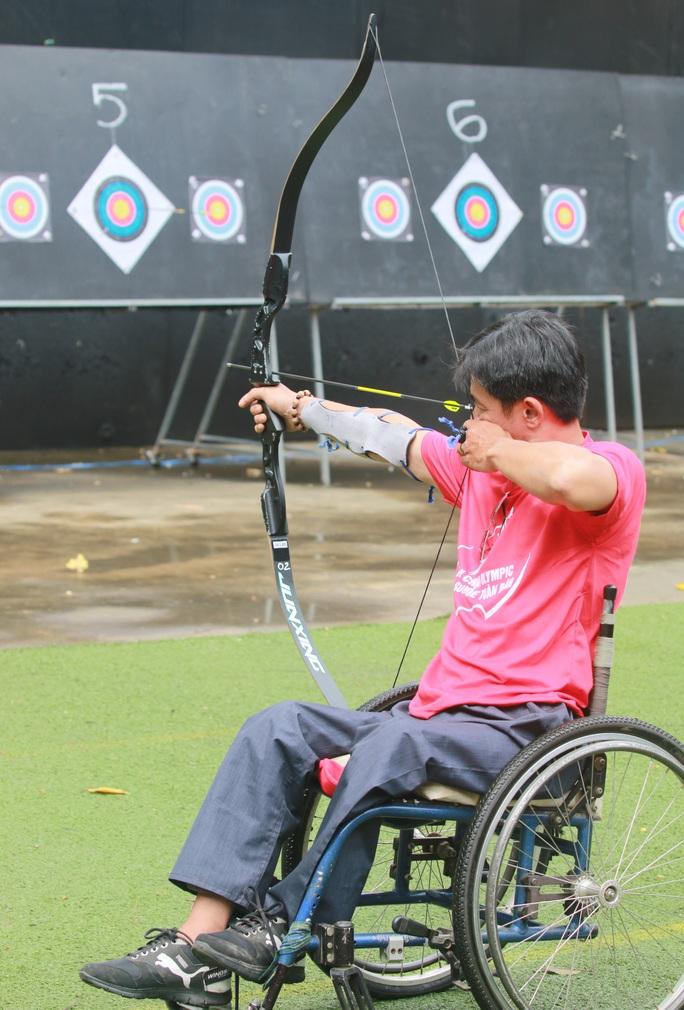 Những hình ảnh Ngày hội bắn cung thể thao người khuyết tật - Cúp Galaxy Paragames 2020 - Ảnh 14.