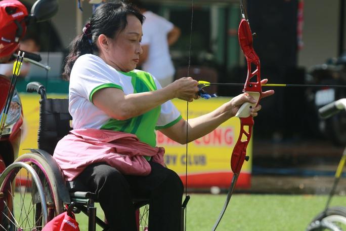 Những hình ảnh Ngày hội bắn cung thể thao người khuyết tật - Cúp Galaxy Paragames 2020 - Ảnh 5.