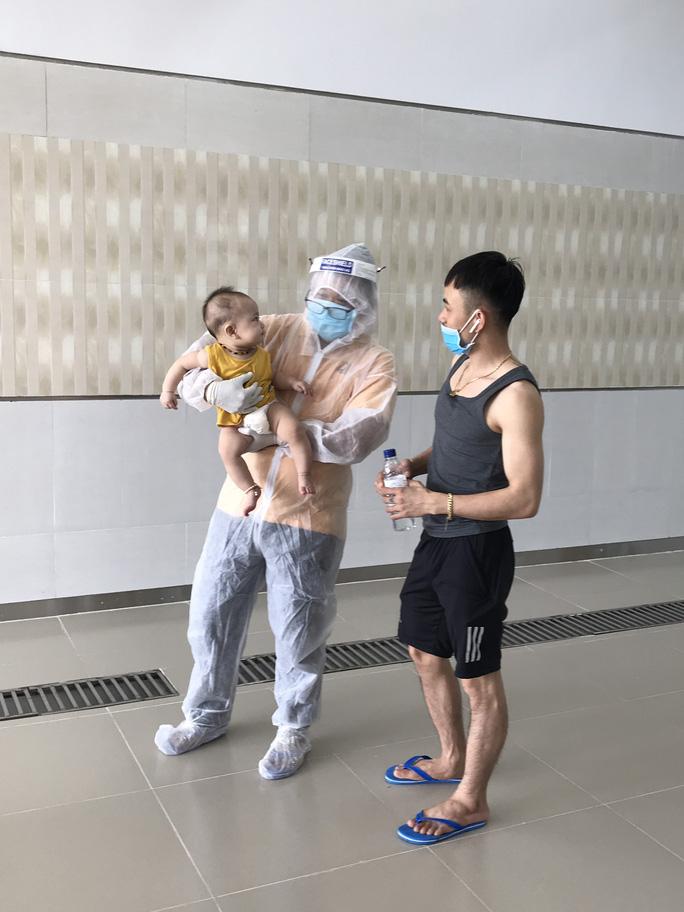 Bình Dương: 53 trẻ em về từ Hàn Quốc được cách ly sắp hồi gia - Ảnh 1.