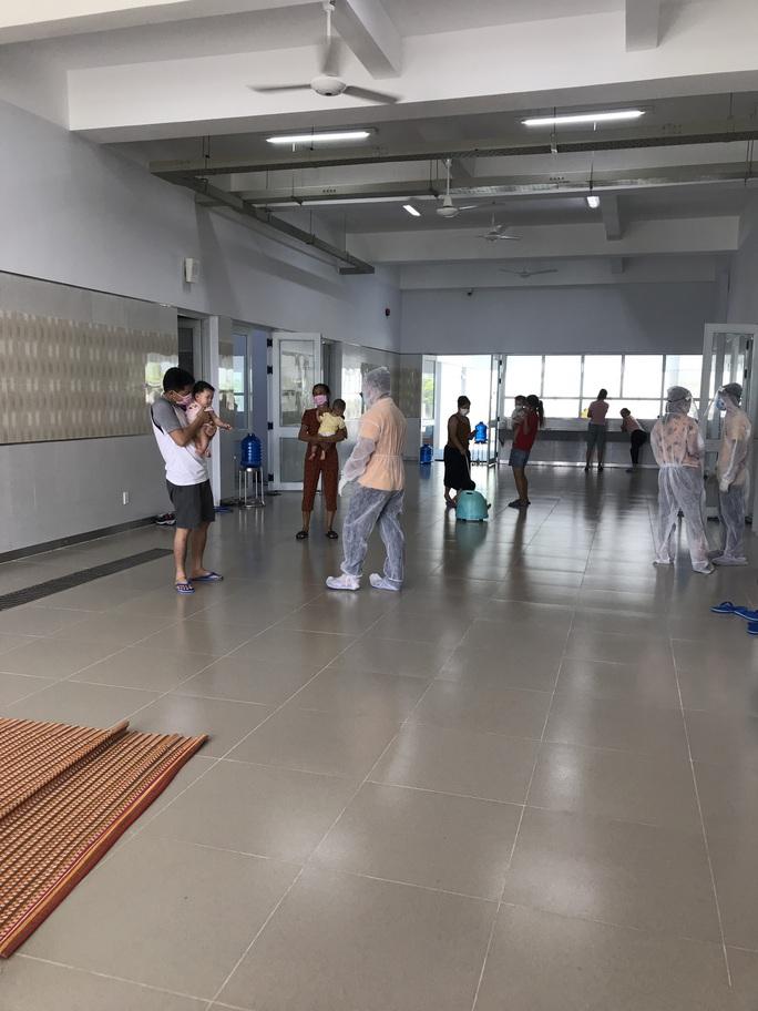Bình Dương: 53 trẻ em về từ Hàn Quốc được cách ly sắp hồi gia - Ảnh 2.