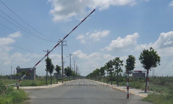 Nhiều sai phạm ở dự án KCN Đức Hòa III - Hồng Đạt - Ảnh 1.