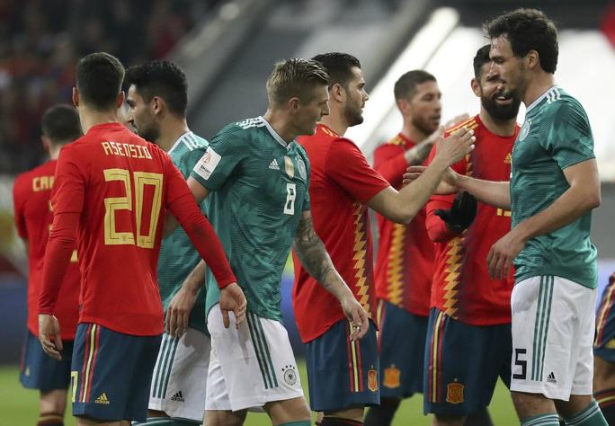 Nations League: Đại chiến Đức - Tây Ban Nha - Ảnh 1.