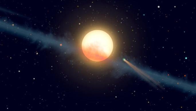Bằng chứng sốc về sự sống không thể tin nổi chiếm cứ các mặt trời ma - Ảnh 1.