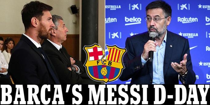 Số phận Messi chưa rõ ràng, cha Messi ngồi vào bàn đàm phán - Ảnh 3.