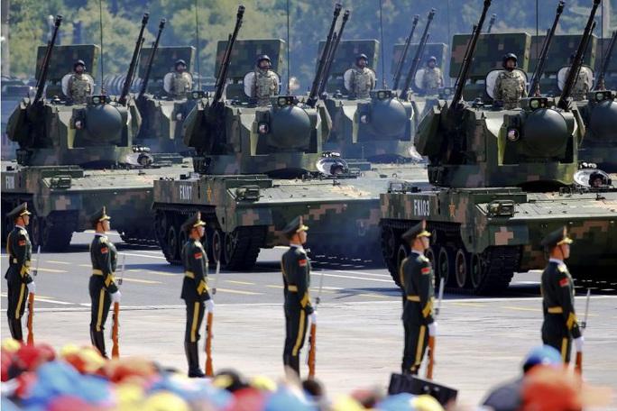 Lầu Năm Góc lần đầu tiết lộ lượng đầu đạn hạt nhân của Trung Quốc - Ảnh 1.