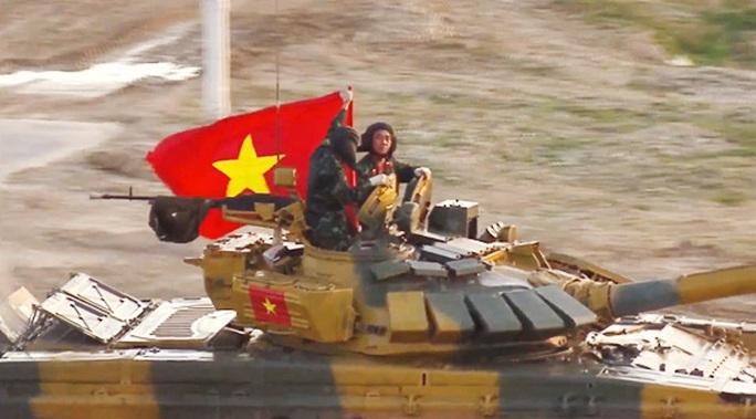 Thua Myanmar, xe tăng Việt Nam vẫn mơ vé chung kết Army Games 2020 - Ảnh 5.