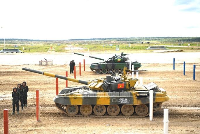 Thua Myanmar, xe tăng Việt Nam vẫn mơ vé chung kết Army Games 2020 - Ảnh 1.