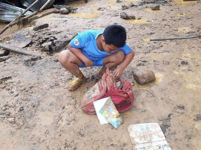 Mưa lũ cướp đi hơn 173 tỉ đồng của một huyện tại Quảng Nam - Ảnh 7.