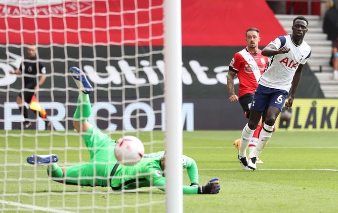 Son Heung-min ghi 4 bàn, Tottenham mở đại tiệc sân St.Mary's - Ảnh 1.