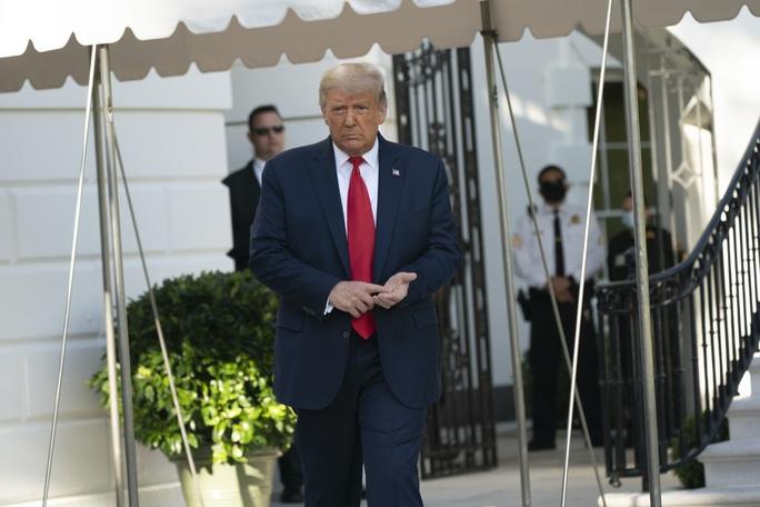 Tổng thống Trump mở đường sống cho TikTok ở lại Mỹ - Ảnh 1.