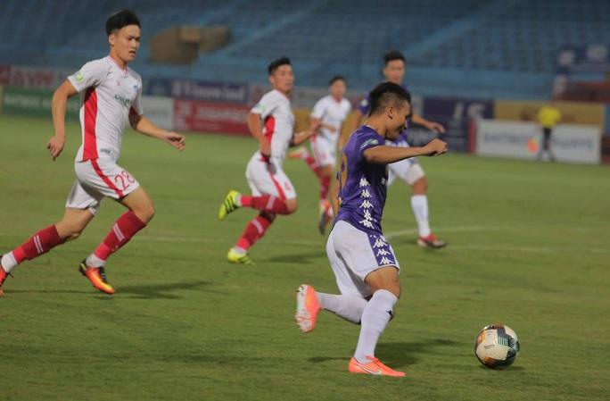 Quang Hải tỏa sáng phút 88, Hà Nội FC bảo vệ thành công cúp Quốc gia - Ảnh 1.