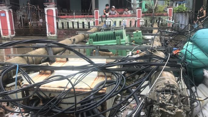 6 người chết, 112 người bị thương do bão số 5 - Ảnh 1.