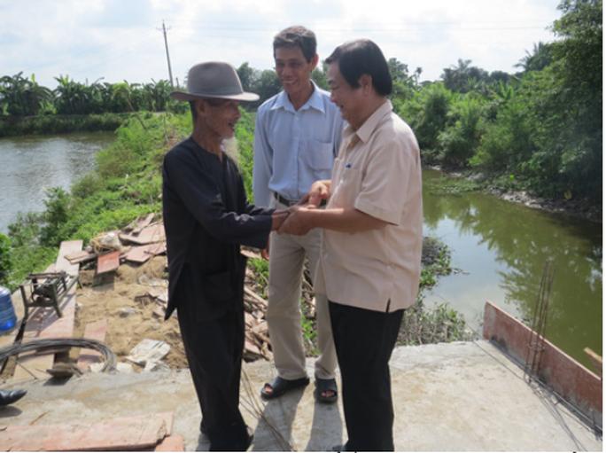 Bí thư Tỉnh ủy Đồng Tháp làm Thứ trưởng Bộ Nông nghiệp và Phát triển nông thôn - Ảnh 2.