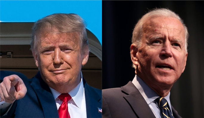 Bầu cử Mỹ: Ông Biden có thể thắng vang dội - Ảnh 1.