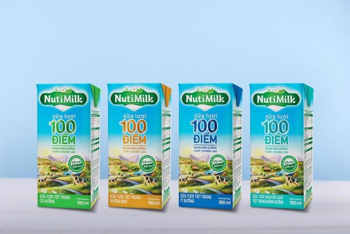 Sữa tươi chất lượng cao 100 điểm Nutimilk - Dấu ấn mới của Nutifood - Ảnh 3.
