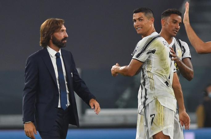 Ronaldo khai hỏa, Juventus mở màn mãn nhãn ở Turin - Ảnh 5.