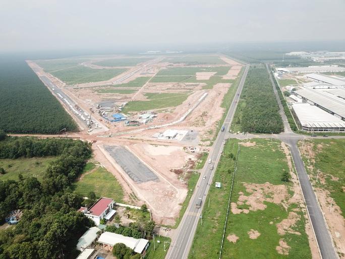 Đồng Nai cảnh báo thủ đoạn lừa bán gói thầu ảo ở dự án sân bay Long Thành - Ảnh 1.