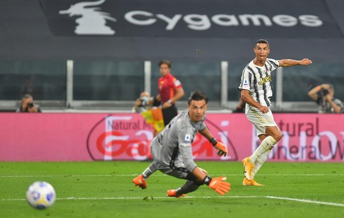 Ronaldo khai hỏa, Juventus mở màn mãn nhãn ở Turin - Ảnh 4.