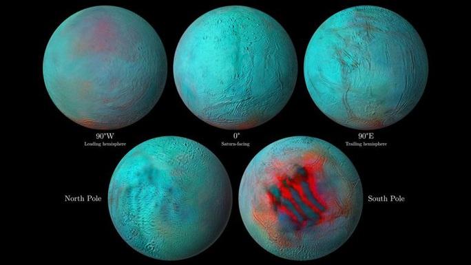 Dấu hiệu mới cho thấy mặt trăng Sao Thổ... sống được - Ảnh 1.