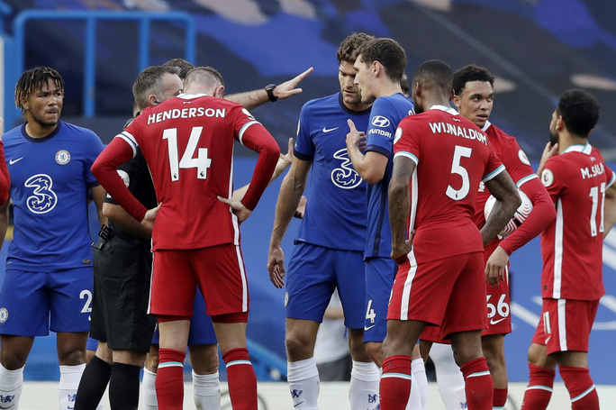 Thảm họa đại chiến, Chelsea thất bại cay đắng trước Liverpool - Ảnh 2.