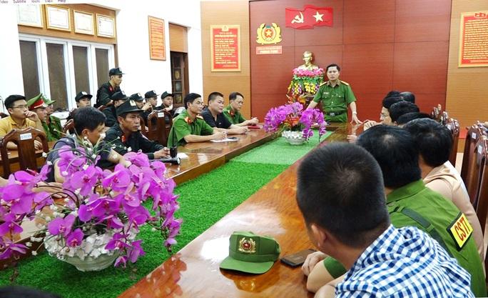 Điều động 120 công an phá vụ đánh bạc khủng hơn 1.000 tỉ đồng ở Quảng Bình - Ảnh 1.