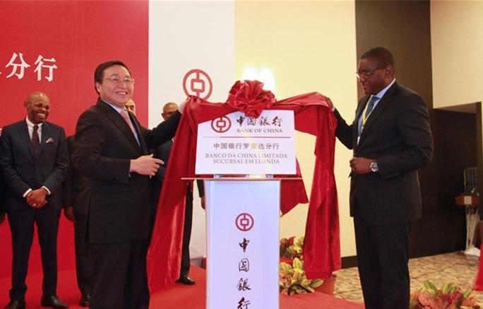 Trung Quốc - Chủ nợ bí ẩn của Angola - Ảnh 1.