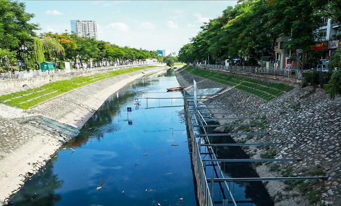 Công ty Nhật Việt nói cải tạo sông Tô Lịch miễn phí vì tình cảm - Ảnh 2.