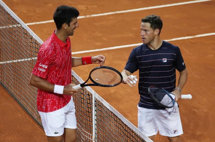 Djokovic phá kỷ lục thế giới khi đăng quang Rome Masters 2020 - Ảnh 2.