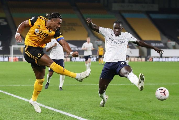 Wolves - Man City: Á quân khai cuộc đại thắng - Ảnh 1.