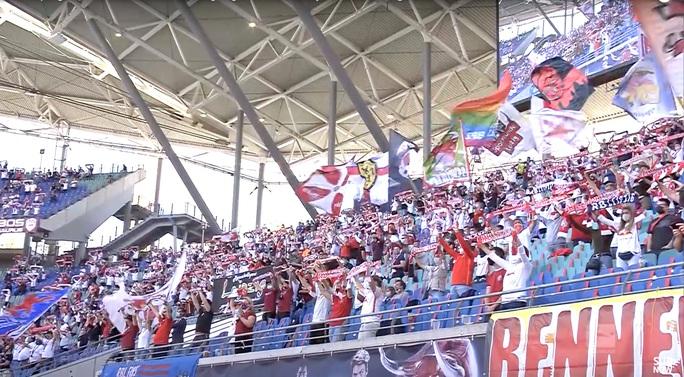 Bundesliga đón khán giả trở lại sân - Ảnh 1.
