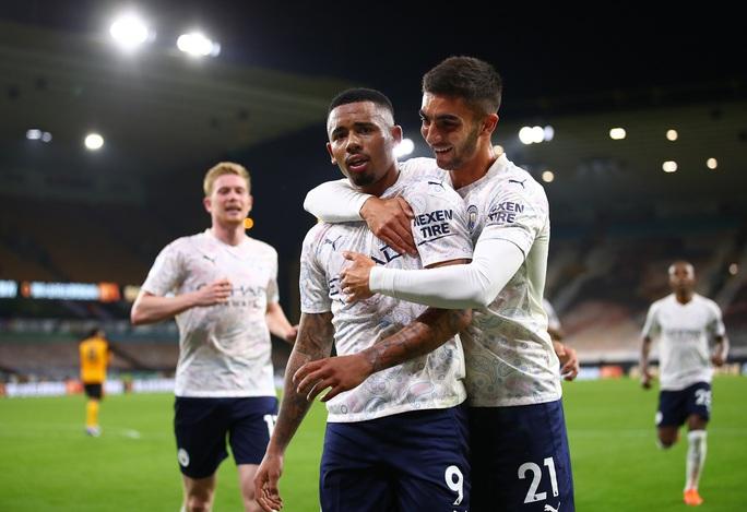 Wolves - Man City: Á quân khai cuộc đại thắng - Ảnh 5.