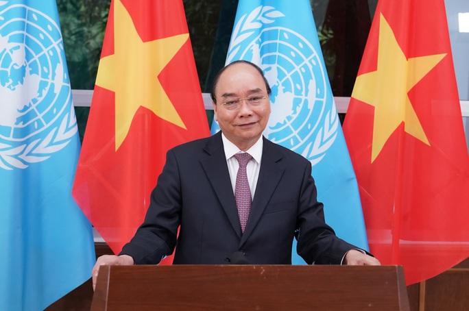 Thông điệp của Thủ tướng Nguyễn Xuân Phúc tại Đại hội đồng Liên Hiệp Quốc - Ảnh 1.