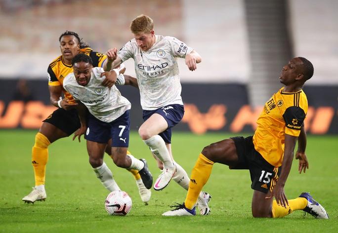 Wolves - Man City: Á quân khai cuộc đại thắng - Ảnh 2.